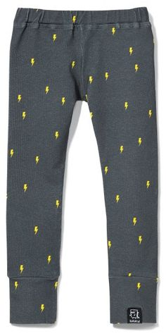 Kukukid Thunderstorm Leggings available for international delivery at www.alittlebitofcheek.com.au