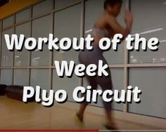 Get your heart pumping with this awesome plyo cardio circuit! Plyometrics are great for calorie burning and building the glues through explosive moves! Try it out and share with your friends!