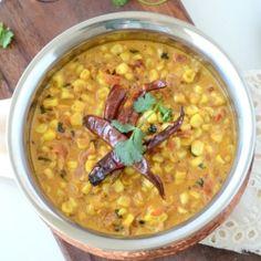 Creamy corn curry by nehamathur
