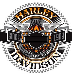 HARLEY-DAVIDSON on Behance