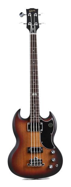 Gibson SG Special Bass 2014 Bass Guitar Fireburst Satin #gibson #bass #guitar