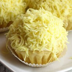 Try this ensaymada recipe for that soft, sweet bread covered with buttercream then topped with lots of grated cheese. Just yummy!