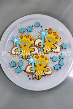 Angel line Cookies Run