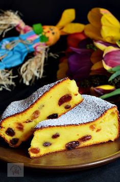 Romanian Desserts, Romanian Food, Sunday Recipes, Easter Recipes, No Cook Desserts, Vegan Desserts, Cake Recipes, Dessert Recipes, Good Food
