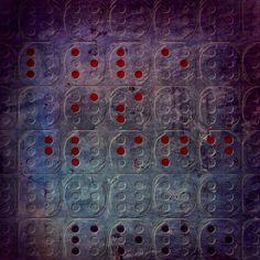 Love is Blind - Digital Artwork 50x50cm - Final Destination: Firenze - Unique Piece