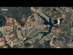 Google spustil unikátní glóbus. Ukazuje, jak vypadala Země od roku 1984 až do současnosti | Cnews.cz