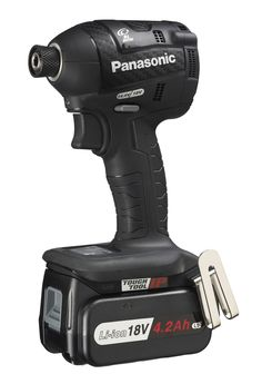 Power Tool [Panasonic Cordless Impact Driver EZ75A7/EY75A7] | Complete list of the winners | Good Design Award