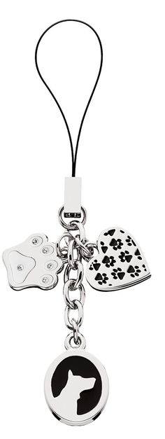 LittleGifts Dog Lover Cell Phone Charm >>> Want to know more, click on the image.
