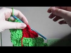 Color changing for c2c graphghan - YouTube