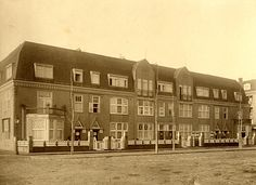 Amsterdam Oud Zuid, 1917