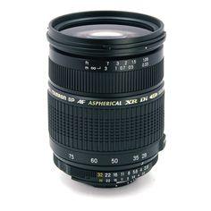 Amazon – Tamron SP AF 28-75mm F2,8 XR DI LD Aspherical IF Macro Obiettivo digitale zoom perfotocamere reflex Canon  (€569,99—€338,81 scontato) #fotografia #obiettivo #canon #tamron #selected2013