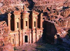 Pétra, Jordanie - http://www.photomonde.fr/petra-jordanie/