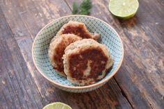 Croquette de thon citron et aneth (trop facile) - Paris dans ma cuisine