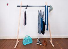 Portant à vêtements mr.t par Kieser Spath - BLOG DECO DESIGN