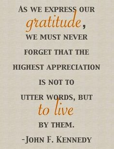 Word Of Gratitude Quotes. QuotesGram by @quotesgram