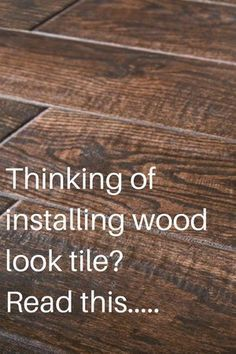 Natural Wood Floors Vs Look Tile Flooring Which Is Best For Your House