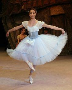 Ekaterina Krysanova in Bolshoi's Giselle