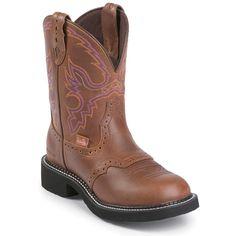 Justin Women's Gypsy Waterproof Western Boots