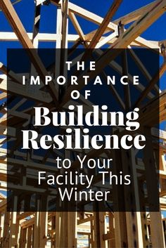 It behooves facility managers to include in their winter preparations an attempt to bolster property resilience against the impacts of such disasters.