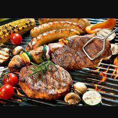 あぁ~、BBQしたい(*´∀`) #BBQ  #バーベキュー #肉 #魚  #野菜  #ビール