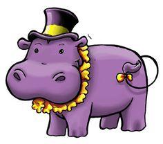 Hippo by Verena Münstermann, via Behance