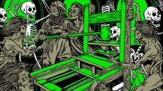Duo de artistas brasileños Bicicleta Sem Freio