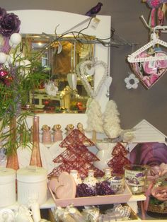 Glamour Christmas decorations