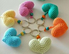 Crochet Crafts, Crochet Toys, Crochet Projects, Cute Crafts, Diy And Crafts, Amigurumi Patterns, Crochet Patterns, Pinterest Crochet, Craft Accessories