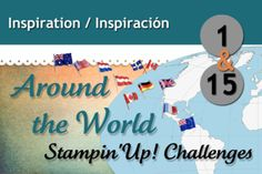New Challenge blog with demonstrators around the world - launches September 15th! #stampingchallenge #challengeblogs #aroundtheworldchallenge http://www.ilovepapercrafts.com/my_weblog/2013/09/introducing-around-the-world-challenges-.html