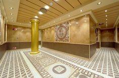 MSC Magnifica Bathtub, Standing Bath, Bathtubs, Bath Tube, Bath Tub, Tub, Bath