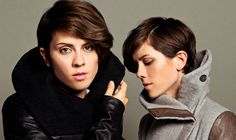 TEGAN & SARA - Interview with the adorable canadian twin sisters!