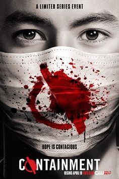 The CW has released character posters to promote their upcoming drama Containment starring Chris Wood Tv Series 2016, Tv Series To Watch, Buy Movies, Movies To Watch, Containment Tv Show, George Young, Claudia Black, Louise Brealey, Chris Wood