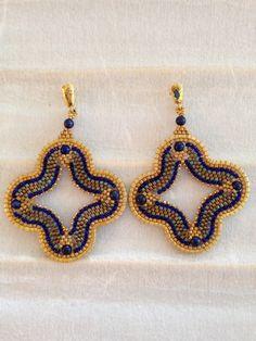 Quadrefoil (Clover) Earrings