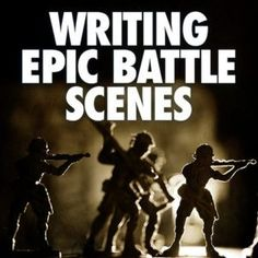 Get tips from Glenn Benest's screenwriting webinar on Writing Epic Battle Scenes!