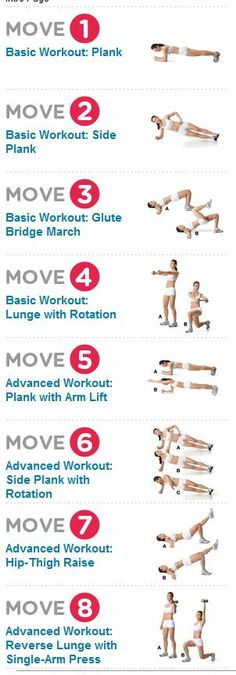 Women's Health Mag - Ab Workout