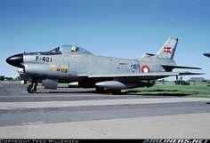 North American F-86K Sabre ''Denmark AF''