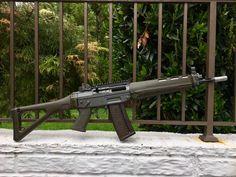 Assault Weapon, Assault Rifle, Sig Sg 550, Submachine Gun, Military Guns, Cool Guns, Weapons Guns, Modern Warfare, Swat