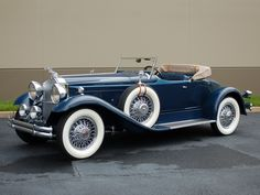 1930 packard roadster | Packard Speedster Eight Boattail Roadster (734-422) '1930
