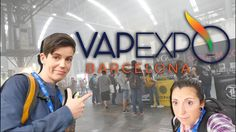 VAPEXPO BARCELONA 2017 con todos los GUERREROS del VAPEO Barcelona 2017, Youtube, Warriors, Youtubers, Youtube Movies
