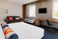 Suite Living Room- Aloft Munich