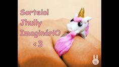 Sorteio Jhully Imaginário! Anel Unicórnio ♥