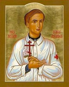 On February 5, 2012, Alexander Schmorell was canonized as a New Martyr by the Orthodox Church. White Rose society who fought Fascism in Nazi Germany along with Sophie Scholl and others