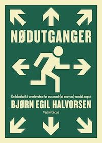 """Bokutdrag fra """"Nødutganger"""", en håndbok om sosial angst."""