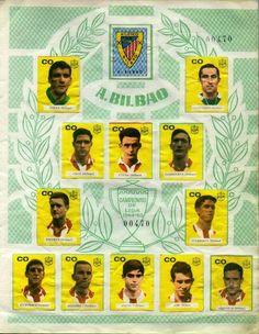Cromos La Casera 1964-65