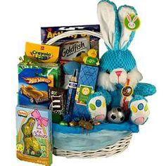 Easter basket 3 6 year old boy happy holidaysbirthdays boy easter basket negle Choice Image