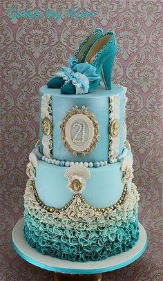 Exotic Cakes on Pinterest   Taco Cake, Fashion Cakes and ...