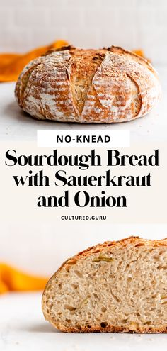 Breakfast Bread Recipes, Easy Bread Recipes, Brunch Recipes, Whole Food Recipes, Vegan Recipes, Whole30 Recipes, Health Recipes, Knead Bread Recipe, Best Bread Recipe