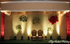 Image result for abhinav bhagat events Royal Indian Wedding, Backdrops, Stage, Events, Traditional, Home Decor, Decoration Home, Room Decor, Backgrounds