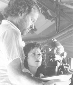 Galería de Imágenes de Alien; (Alien, 1979); de Ridley Scott.
