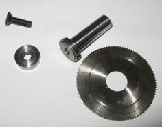 Slitting Saw Mandrel – glue-it.com